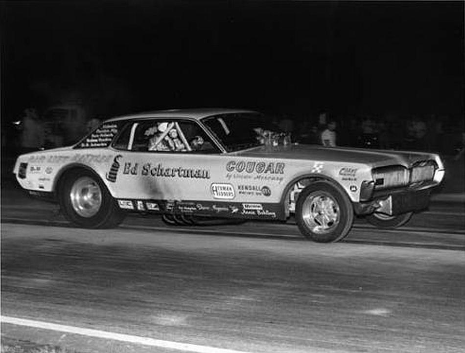 Ford Mercury Cougar Xr7 Eddie Schartman